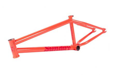 "Sunday Discovery 2020 Frame - 21"" - Gloss Bright Red"